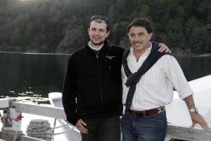 sg_Alan Granson y Raul Pont Lezica distas_en_sma
