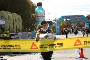 Patagonia Run 2011 llegada